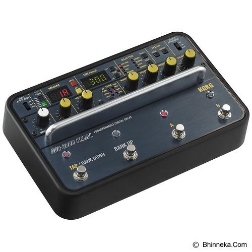 KORG Guitar Multiple Effect [SDD-3000-PDL] - Gitar Multiple Effect